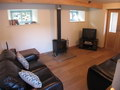 Beckside Barn Holiday Cottage - Lounge